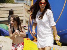 PHOTOS : Kate Beckinsale, elle aussi en famille à Malibu !
