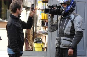 Kate Hudson et son bien-aimé Matthew Bellamy déguisé avec un sac plastique