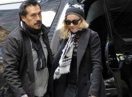 Madonna : Pour ses enfants David et Lourdes, pas question de se détendre