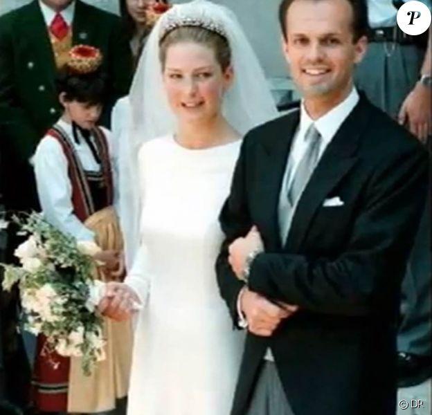 La princesse Tatjana de Liechtenstein et son époux Philipp von Lattorff ont accueilli le 17 décembre 2011 leur septième enfant : Maximilien.