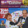 Télé Star en kiosques le 26 décembre 2011