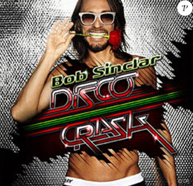 Bob Sinclar, album Disco Crash à paraître en 2012. L'appartement parisien du DJ français a été dévalisé au moment des fêtes de fin d'année, en décembre 2011.