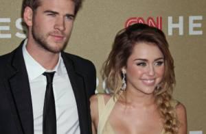 Miley Cyrus : Comblée de bonheur avec son chéri et amincie sur la plage à Hawaï