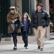 Jennifer Grey : Balade en famille pour la star de Dirty Dancing