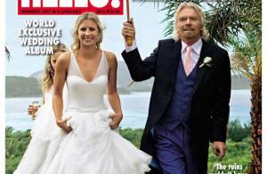 Holly Branson : Les larmes de son père pour son mariage enchanteur