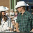Kate Middleton le 7 juillet 2011 à Alberta.   Kate Middleton célèbre le 9 janvier 2012 son 30e anniversaire. Les mois qui ont précédé l'ont vue faire ses débuts dans la famille royale, en tant que Catherine, épouse du prince William et duchesse de Cambridge, et irradier le monde de son charme.