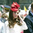 Kate Middleton en tournée au Canada avec le prince William le 1er juillet 2011.   Kate Middleton célèbre le 9 janvier 2012 son 30e anniversaire. Les mois qui ont précédé l'ont vue faire ses débuts dans la famille royale, en tant que Catherine, épouse du prince William et duchesse de Cambridge, et irradier le monde de son charme.