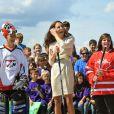 A Yellowknife le 5 juillet 2011.   Kate Middleton célèbre le 9 janvier 2012 son 30e anniversaire. Les mois qui ont précédé l'ont vue faire ses débuts dans la famille royale, en tant que Catherine, épouse du prince William et duchesse de Cambridge, et irradier le monde de son charme.