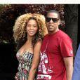 Beyoncé et Jay-Z ont accueilli une petite fille, Blue Ivy, le 7 janvier 2012 en fin de soirée.