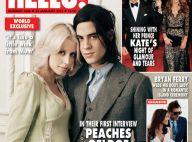 Peaches Geldof dévoile son ventre rond et le sexe de son bébé