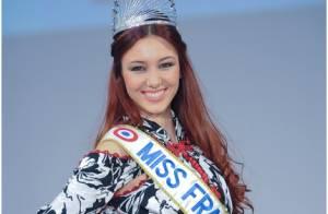 Delphine Wespiser, Miss France 2012 : une reine de beauté japonisante au Maroc