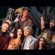 Adam et Eve : Pascal Obispo délirant lors du shooting de sa comédie musicale