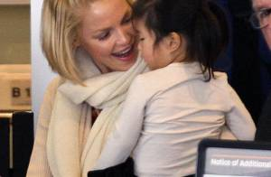 Katherine Heigl : l'actrice sexy quitte Los Angeles avec son adorable Naleigh