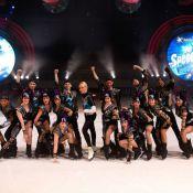 Elodie Gossuin va-t-elle devenir la reine du patin ?