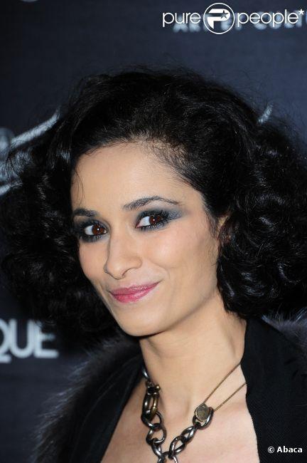 Rachida Brakni le 7 février 2011 à Paris