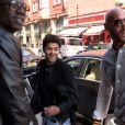 Jamel Debbouze, Omar Sy et Nicolas Anelka pour le documentaire L'entrée des Trappistes, diffusé le 7 février sur Canal + en prime time