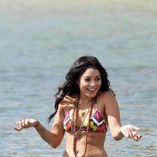 Vanessa Hudgens ose la baignade topless à Hawaï sous le regard de son amoureux