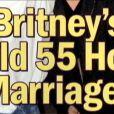 Britney Spears et Jason Alexander, en janvier 2004, à Las Vegas.