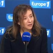 Sylvie Testud : 'Le premier jour de tournage, j'ai failli mourir de peur'