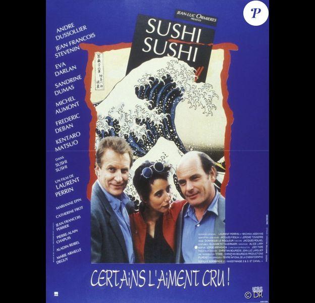 Sushi sushi (1990) de Laurent Perrin.