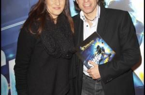 Élodie Gossuin : Superbe sur la glace avec son mari et Philippe Candeloro