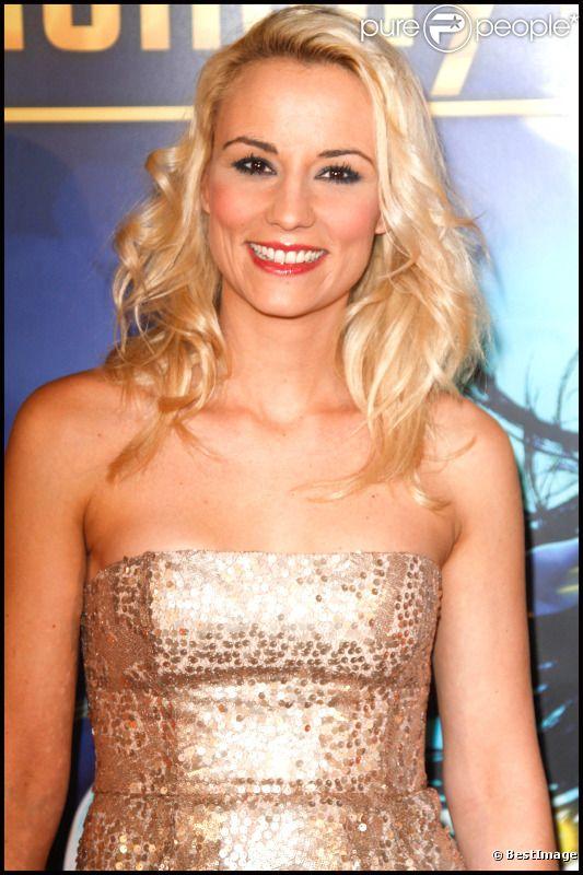 Elodie gossuin lors de la premi re d 39 holiday on ice au zenith de paris le 10 f vrier 2012 - Elodie gossuin miss france ...