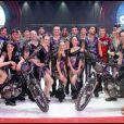 La première d'Holiday on Ice au Zenith de Paris le 10 février 2012