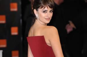 BAFTA 2012 : La sexy Penélope Cruz face à une rude concurrence