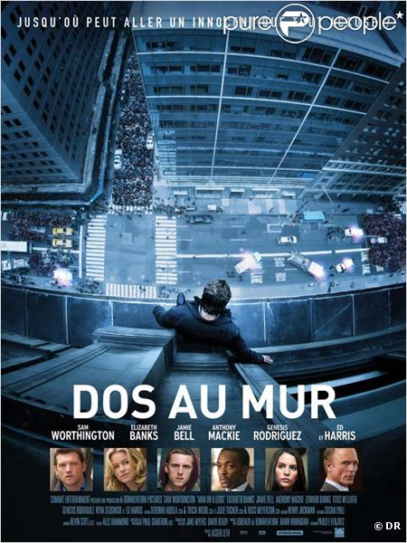 film Dos au mur en streaming