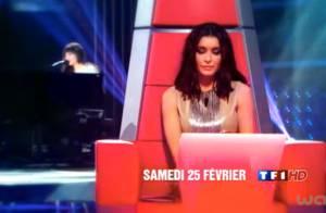 The Voice : Jenifer subjuguée par la prestation d'un talent hors norme !