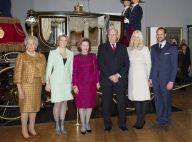 Les royaux norvégiens embarquent en famille pour un voyage dans leur histoire