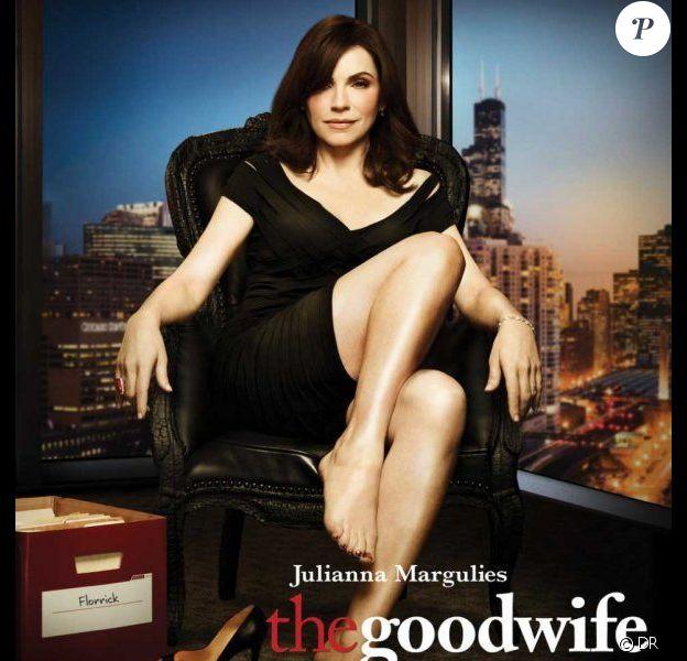 Julianna Margulies dans The Good Wife