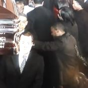 Obsèques de Whitney Houston: Son petit ami Ray J s'effrondre, Alicia Keys craque