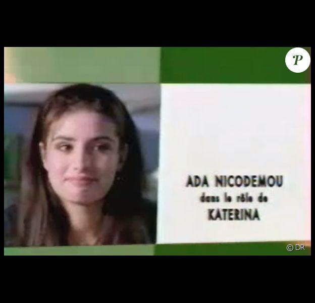 Ada Nicodemou - Katerina dans Hartley coeurs à vif