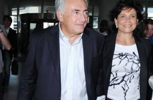 Dominique Strauss-Kahn est sorti libre de sa garde à vue