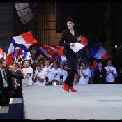 Rachida Dati : Come-back efficace et ovationné au plus près de Nicolas Sarkozy