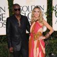 Seal et Heidi Klum aux Golden Globes en janvier 2011.   Seal et Heidi Klum ont annoncé leur séparation le 23 janvier 2012. Depuis, le chanteur britannique en parle librement, tandis que le top model fait profil bas.