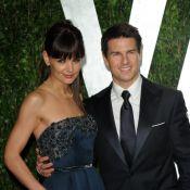 Oscars 2012 : Tom Cruise et Katie Holmes s'amusent dans une soirée sexy