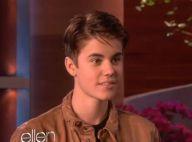 Justin Bieber reçoit un magnifique cadeau qui ne le laisse pas... de cire !