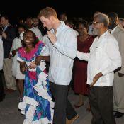 Prince Harry : Ivre de vie, il danse au Belize jusqu'à plus soif