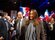 Nicolas Sarkozy : A la reconquête des Français sous le regard fier de Carla