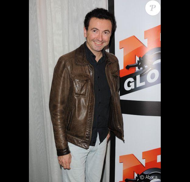 Gérald Dahan le 13 septembre 2011 à Paris