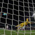 Lionel Messi, auteur d'un quintuplé historique lors du huitième de finale face au Bayer Leverkusen le 7 mars 2012 à Barcelone remporté 7-1 par les Catalans