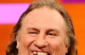 Gérard Depardieu : Une dent noire mais le sourire avant une sacrée surprise