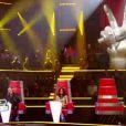 Prestation de Valérie dans The Voice le samedi 10 mars 2012