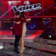 Prestation d'Amalya dans The Voice le samedi 10 mars 2012 sur TF1