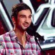 Prestation d'Arthur dans The Voice le samedi 10 mars 2012 sur TF1
