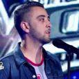 Prestation d'Akim dans The Voice le samedi 10 mars 2012 sur TF1