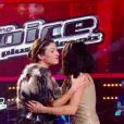 Prestation de Maureen dans The Voice le samedi 10 mars 2012 sur TF1