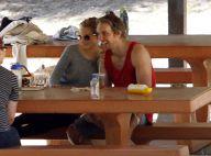 Kristen Bell et Dax Shepard : Entre câlins, regards complice et baisers fougueux